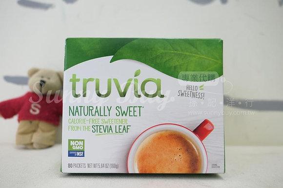 【Sunny Buy】Truvia Sweetener Stevia Leaf 80 Packets 5.64oz (#15599)
