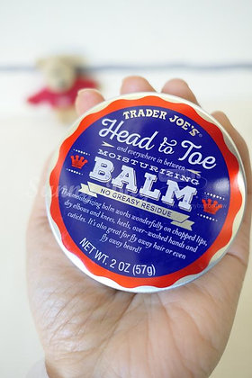 【Sunny Buy】Trader Joe's Head To Toe Balm 2oz (#11922)