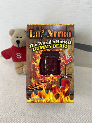 【Sunny Buy】Lil's Nitro The world's Hottest Gummy Bear 0.1oz