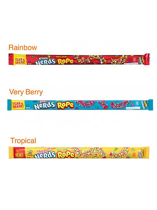 【Sunny Buy】Wonka Nerds Rope (3 Flavors) Single Rope 0.92oz