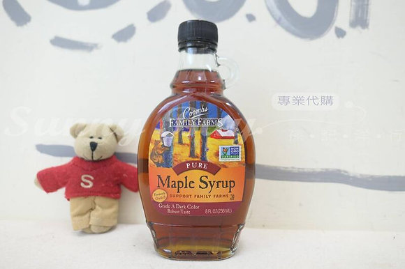【Sunny Buy】Coombs Family Farms Pure Maple Syrup 8oz (#19690)