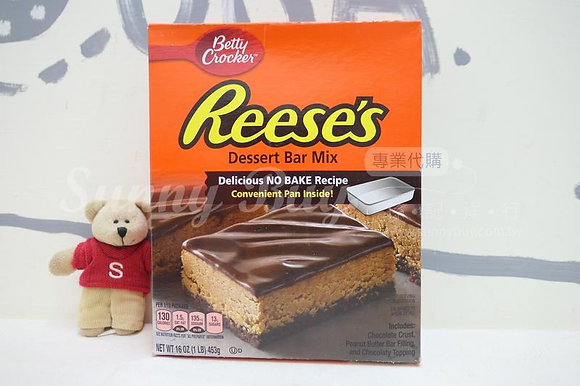 【Sunny Buy】Betty Crocker Reese's Dessert Bar Mix 16oz (#14668)