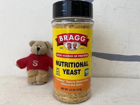 【Sunny Buy】Bragg Nutritional Yeast Seasoning 4.5oz (#18269)