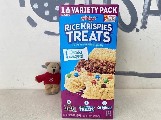 【Sunny Buy】Kellogg s Rice Krispies Treats / Variety Pack 16 bars (#16197)