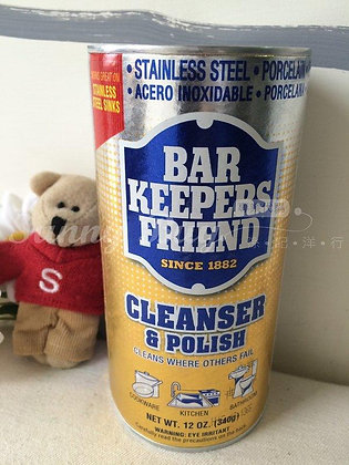 【Sunny Buy】Bar Keepers Friend Cleanser & Polish 12oz (#2542)