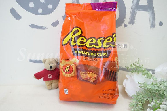 【Sunny Buy】Reese's Miniature Cups Party Bag 35.6oz (#13564)