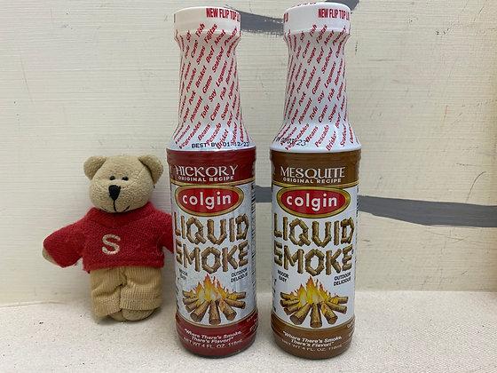 【Sunny Buy】Colgin Liquid Smoke Hickory / Mesquite 4oz