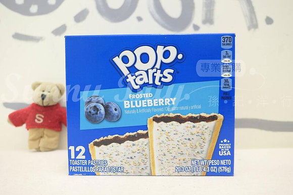 【Sunny Buy】Pop-tarts Frosted Blueberry 12 Toasters 20.3oz (#16949)
