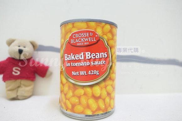 【Sunny Buy】Baked Beans in Tomato Sauce Crosse & Blackwell 420g (#16738)