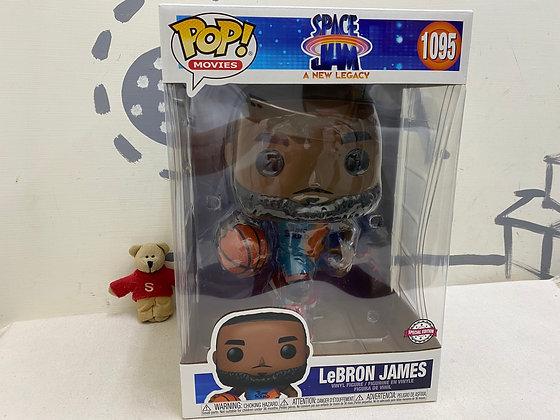 【Sunny Buy】Funko Pop  LeBron JAMES 10'' Figure / NBA / Space Jam 2