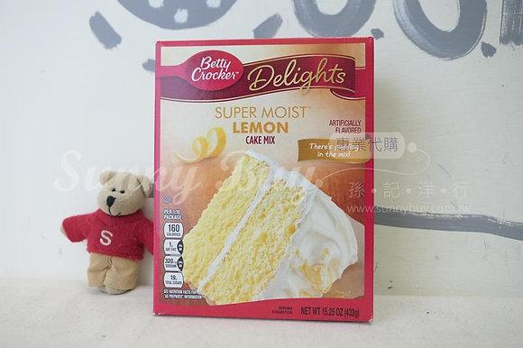 【Sunny Buy】Betty Crocker Super Moist Lemon Cake Mix 15.25oz (#16277)