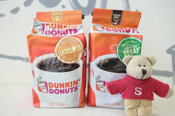 【Sunny Buy】 Dunkin Donuts Ground Coffee Decaf/Hazelnut/Original 12oz