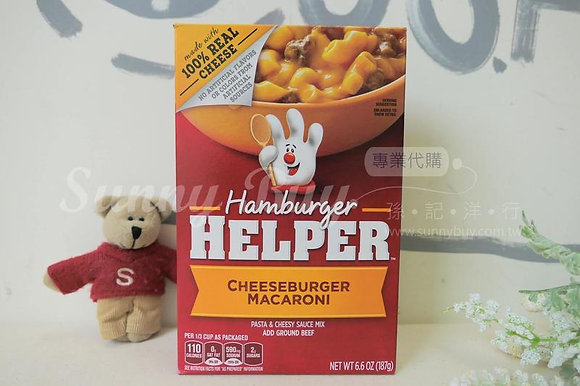 【Sunny Buy】Hamburger Helper Cheeseburger Macaroni 6.6oz (#12456)