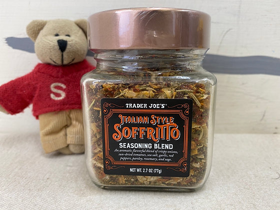 【Sunny Buy】Trader Joe's Italian Style Soffritto Seasoning Blend 2.7oz