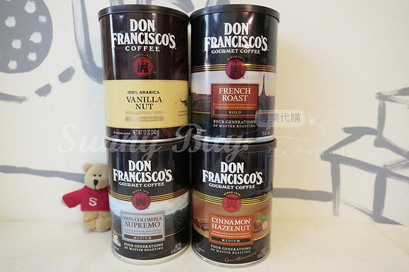 【Sunny Buy】Don Francisco's Ground Coffee 12oz (7 Flavors)