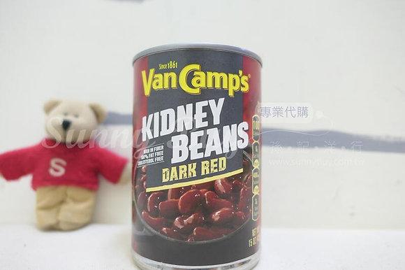 【Sunny Buy】Van Camp's Kidney Beans / Dark Red 15oz (#15400)