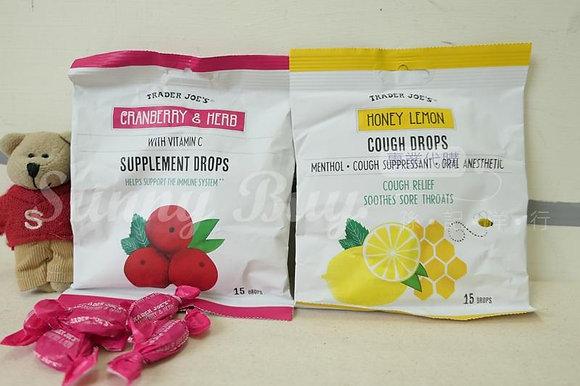 【Sunny Buy】Trader Joe's Cough Drops 15 drops / 2 Flavors