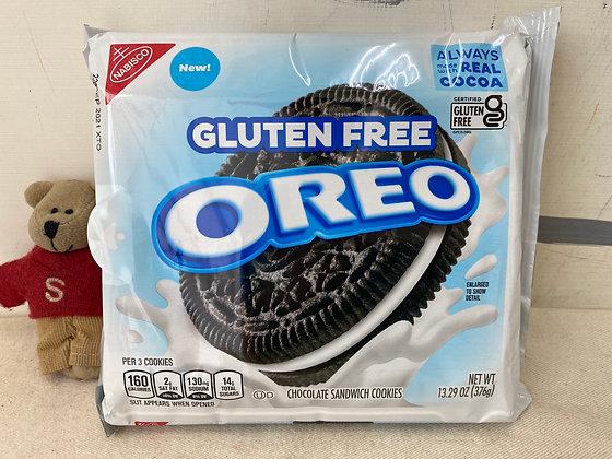 【Sunny Buy】Oreo Gluten Free Sandwich Cookies 13.29oz (#19845)