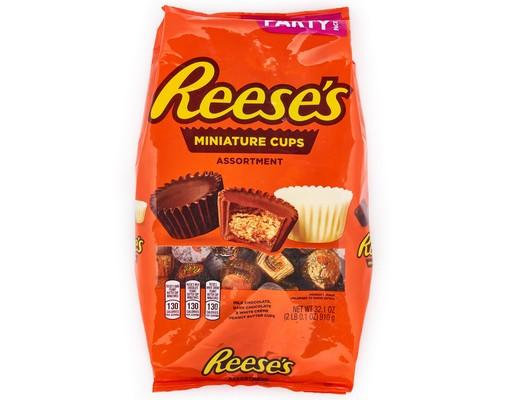 【Sunny Buy】Reese's Miniature Cups 3 Assortment Party Bag 32.1oz (#1414)