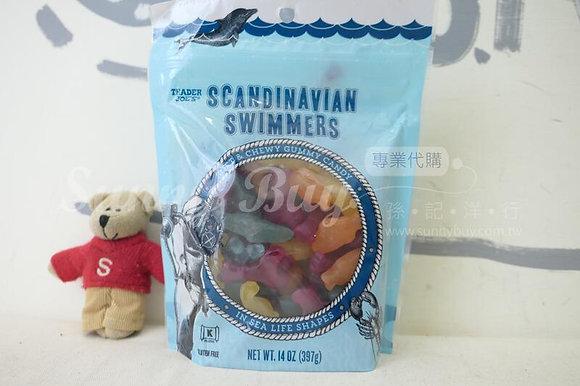 【Sunny Buy】 Trader Joe's Scandinavian Swimmers Gummy 14oz (#16226)