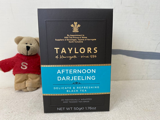 【Sunny Buy】Taylors Afternoon Darjeeling 1.76oz (#12697)
