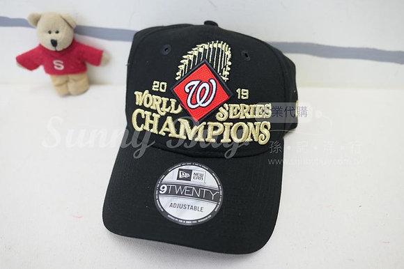 【Sunny Buy】MLB World Series 2019 Champions Cap Washington Nationals (#14529)