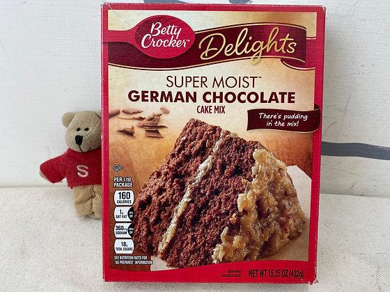 【Sunny Buy】Betty Crocker German Chocolate Cake Mix 15.25oz (#17809)