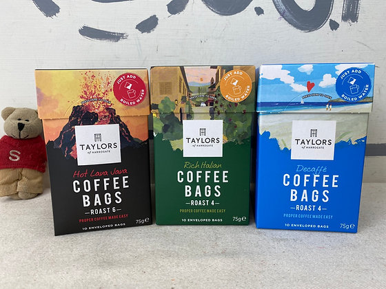 【Sunny Buy】Taylors Coffee Bags 75g