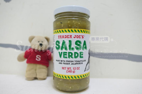 【Sunny Buy】Trader Joe's Salsa Verde 12oz (#14525)