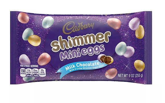 【Sunny Buy】Cadbury Mini Eggs / Shimmer Milk Chocolate 10oz Easter