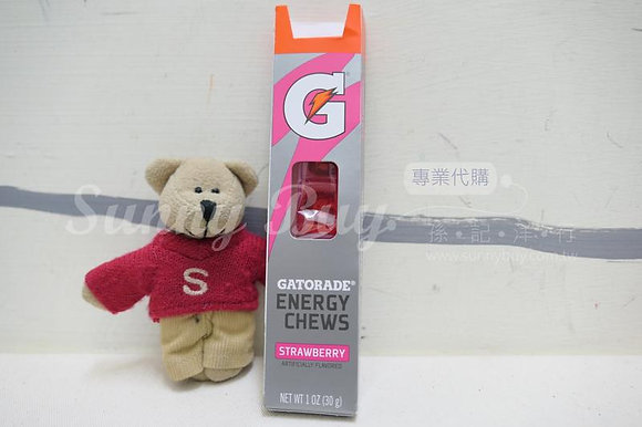 【Sunny Buy】Gatorade Energy Chews 6ct (Strawberry) 1oz (#2946)