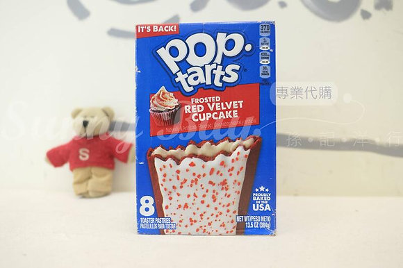 【Sunny Buy】Pop-tarts Red Velvet Cupcake 8 Toasters 13.5oz (#19129)