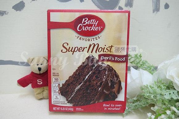【Sunny Buy】Betty Crocker Devils Food Cake Mix 15.25oz (#11591)