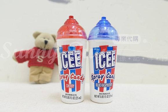 【Sunny Buy】ICEE spray candy Cherry/Blue Raspberry 0.85oz