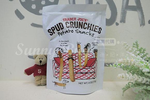 【Sunny Buy】Trader Joe's Spud Crunchies Potato Snacks 4oz (#12447)