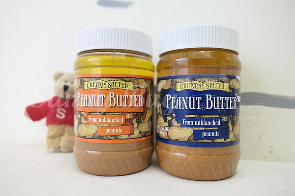 【Sunny Buy】Trader Joe's Salted Peanut Butter Crunchy/Creamy 16oz (#13053/14257)