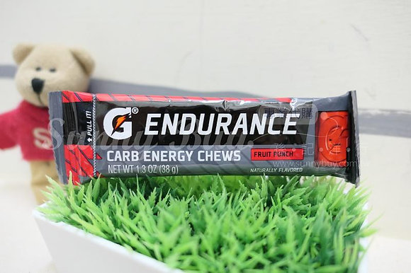 【Sunny Buy】 Gatorade Carb Energy Chews (Fruit Punch)1.3oz (#2636/7786)