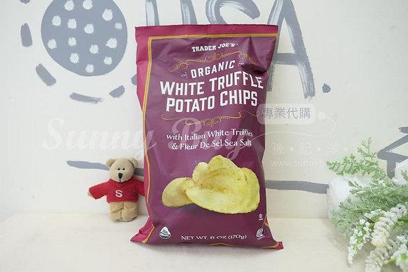 【Sunny Buy】Trader Joe's White Truffle Potato Chips 6oz (#13109)