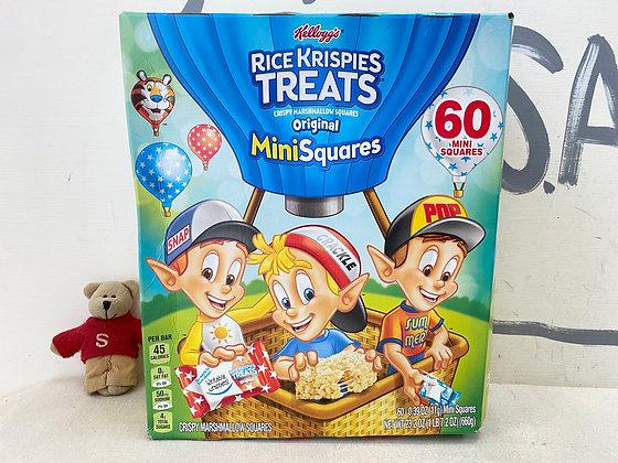 【Sunny Buy】Rice Krispies Treats / Original 60ct 23.2oz(July 4th Limited Edition)