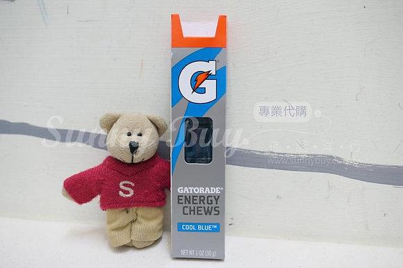 【Sunny Buy】Gatorade Energy Chews (Cool Blue) 1oz (#2430)