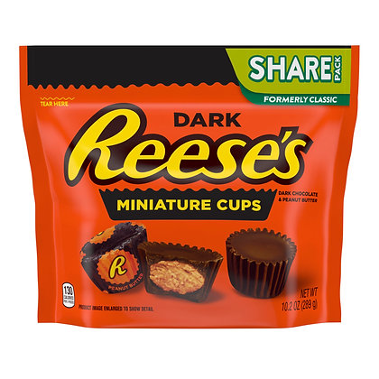 【Sunny Buy】Reese's Miniature Cups /Dark Chocolate 10.2oz (#6793)