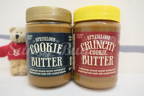 【Sunny Buy】 Trader Joe's Cookie Butter 14.1oz Classic/Crunchy (#11608/12583)