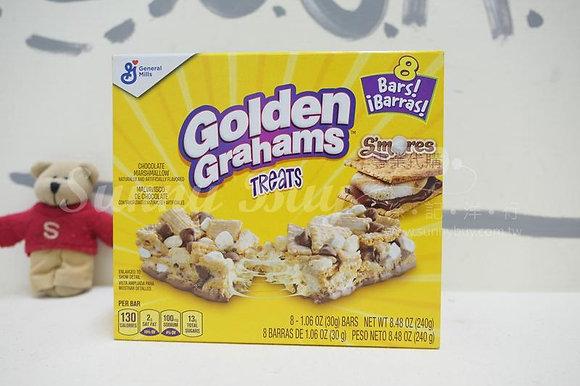 【Sunny Buy】Golden Grahams Treat / S'mores 8bars 6.8oz