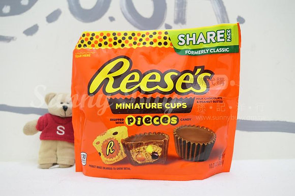 【Sunny Buy】Reese's Miniature Cups / Pieces 10.2oz (#6682)