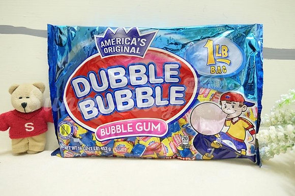 【Sunny Buy】 Dubble Bubble Original Bubble Gum 1lb Bag (#0794)