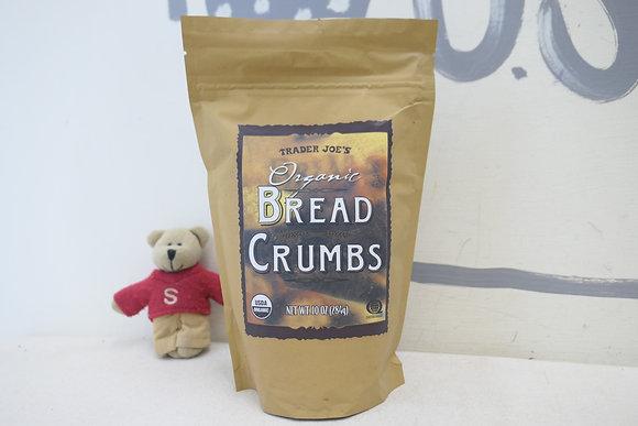 【Sunny Buy】Trader Joe's Organic Bread Crumbs 10oz (#20306)