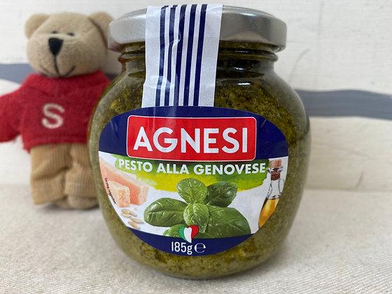 【Sunny Buy】 Agnesi Pesto Alla Genovese 6.5oz (#20213)