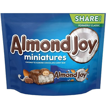 【Sunny Buy】Almond Joy Miniatures Chocolate 10.2oz (#15893)