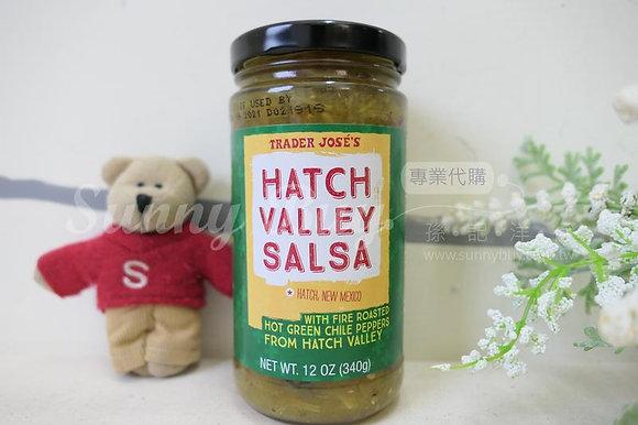 【Sunny Buy】Trader Joe's Hatch Valley Salsa 12oz (#13051)