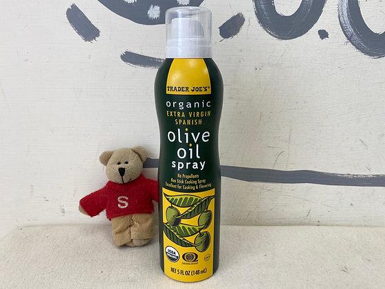 【Sunny Buy】Trader Joe's Organic Extra Virgin Spanish Olive Oil Spray 5oz(#17577)